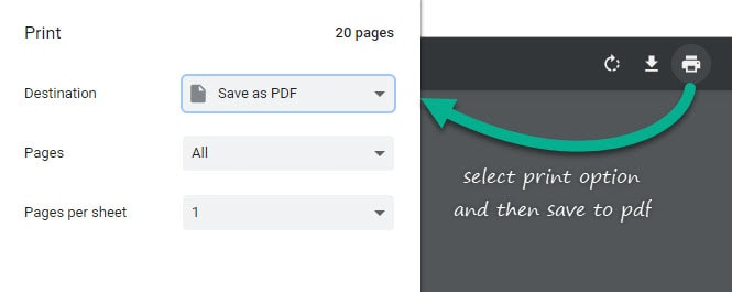 Remove Password from a PDF