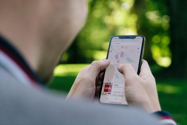 Parental Control App on iphone